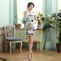 Бесплатная доставка китайское платье Qipao Национальный халат Chinoise традиционный Femme Женщины платье китайский Cheongsam платье дамы Qipao D0319