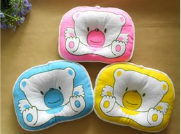 Wholesale The new infant cute cartoon bear shaped pillow supplies WT687