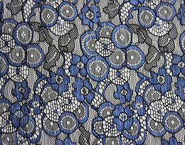 Wholesale Venice Embroidery Clothing Lace Fabric Flower