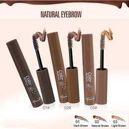 Wholesale Angel Mask Stylenanda My Brown Natural Eyebrow Dye Cream Makeup Brush Waterproof M01544