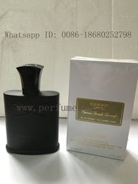 Wholesale designer perfume Creed green irish tweed for men cologne ml with long lasting time good smell