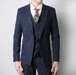 Discount Vintage Wedding Clothes For Men | 2017 Vintage Wedding ...