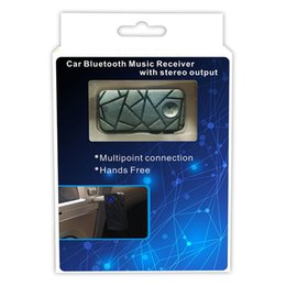 online shopping Bluetooth V4 Wireless Audio Music Receiver Adapter with mm Stereo Output and Hands Free Calling for Car BT06