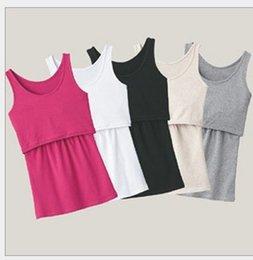 Wholesale Retail New Maternity clothes Nursing Tops Breastfeeding Top Nursing Shirt