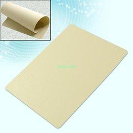 Wholesale 1x Tattoo Accessories Practice Training Skin Strap Plain Blank Sheet For Needle Machine x6 quot EN1623