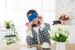 Wholesale Super soft D eye mask Sleep eyeshade to alleviate fatigue breathable protective eyewear