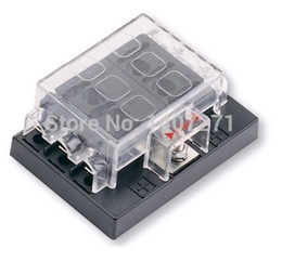 discount atc fuse box 2016 atc fuse box on at dhgate com discount atc fuse box whole dc 32v 6 way blade fuse box block holder circuit