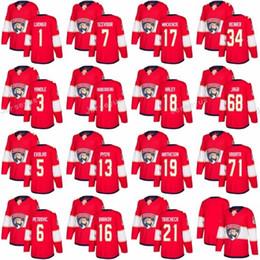 990e4b85d 2017 71 jersey Florida Panthers Jerseys 2017 2018 3 Keith Yandle 5 Aaron  Ekblad 34 James