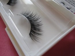 Wholesale 2014 New natural long Real Thick Mink Strip Lashes False Individual mink Eyelashes eyelash extensions p12