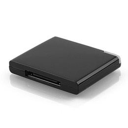 Inalámbrico Bluetooth A2DP música audio de 30 pines receptor para iPod iPhone Dock altavoz