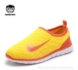 Wholesale new brand fashion style children sport shoes boys girls shoes casual boy girls shoes sweet candy color children shoes