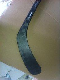 Старший высокое качество углеродного волокна хоккей на льду палку с 66 дюймов и изгибаться 102