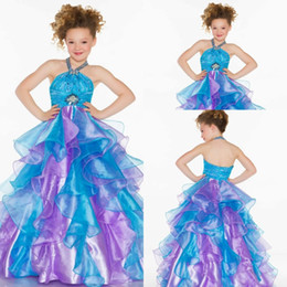 Discount Fancy Beaded Girls Dress | 2017 Fancy Beaded Girls Dress ...