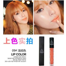 Wholesale Korea CE Colorful paint style stained lip gloss colors optional stylenanda