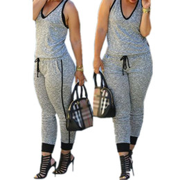 Discount Womens Grey Jumpsuit | 2017 Womens Grey Jumpsuit on Sale ...