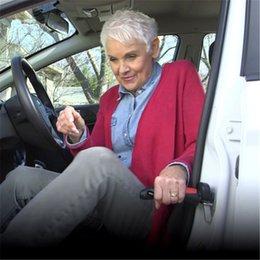 Автомобили многофункциональный подлокотник автомобиля ручка ручка инструмента входить и выходить из автомобиля с пакетом мешка легкость ОПП
