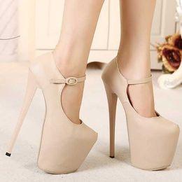 Discount 19cm Sexy Platform High Heels | 2017 19cm Sexy Platform ...