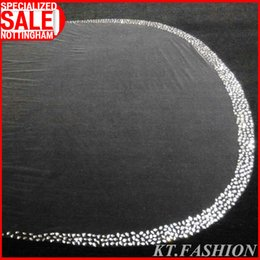 Wholesale 2015New Custom made Long Wedding Veil Real Photo Tiers Tulle Net Crystal Beading Edge Extreme Luxury Bridal Head Cathedral Veil