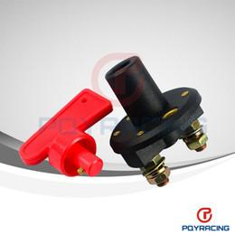 PQY-магазин-Мастер-разъединитель батареи Cut Out Off Kill Switch Kit Car Race Rally переключатель Пуск Автомобильная Электроника/Switch панели PQY-KG11