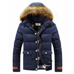 Discount Mens Jacket Faux Fur Hood | 2017 Mens Jacket Faux Fur
