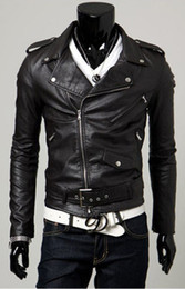 Discount Leather Jackets For Men Korean | 2017 Leather Jackets For ...