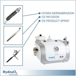 Wholesale 2015 HydaO2 Professional SPA Oxygen Infusion Hydra Dermabrasion Facial Rejuvenation Machine