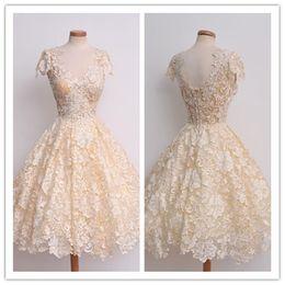 Beige Lace Bridesmaids Dresses Suppliers | Best Beige Lace ...