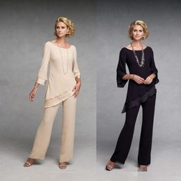 elegant pant suits mother