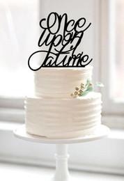 Wholesale Romance Novel Wedding Cake Topper Acrylic Custom Name Cake Topper Custom Birthday Cake Topper Mr Mrs CPA313