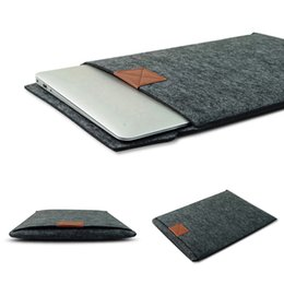S5Q Конверт ноутбук сумка ретро кожи чехол для Macbook Pro Air 11.6 '' 13.3 '' 15.4 '' AAADZV