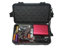 Wholesale Beginner tattoo starter kits guns machinesTattoo Kit Professional with Best Quality Permanent Makeup Machine For Tattoo