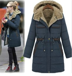 Ladies Long Down Filled Coats | Down Coat