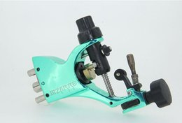 Wholesale price Rotary Tattoo Machine Gun green Stigma Bizarre V2 Shader Liner rotary tattoo machine swiss motor
