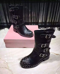 Studded Combat Boots Online | Studded Combat Boots for Sale