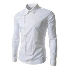 Discount Designer Mens Cotton Dress Shirts - 2017 Designer Mens ...