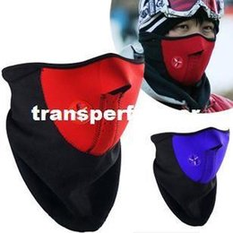 Wholesale Winter outdoor windproof ride masks care face mask skiing mask face mask w45