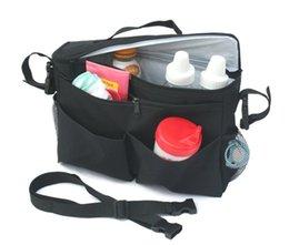 Wholesale Hot Sale Dedicated Dual Stroller Ice Pack Ice Pack Insulation Package Backpack Bottle Bag Mummy Bag Can Shoulder Diagonal
