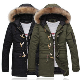Parka Jacket Men Fur Hood Online | Parka Jacket Men Fur Hood for Sale