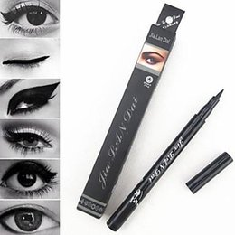 Wholesale Professional Waterproof Liquid Eyeliner Pen Black g liquid liner pen