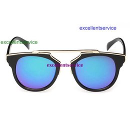 discount designer frames for cheap 925 so real sunglasses retro gold frame mirror lens for men