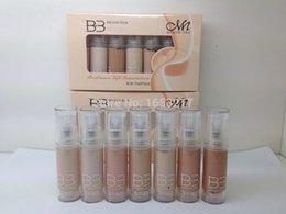 Wholesale Livraison gratuite vente chaude de nouvelles marques Menow maquillage F14013 Cosmetics testeur imperméable crème BB