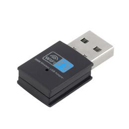 Amplificador Wifi Wifi Booster 300 Мбит / с Беспроводная сетевая карта Mini Usb Маршрутизатор Адаптер Wi-Fi Излучатель Интернет для компьютера Ноутбук приемник