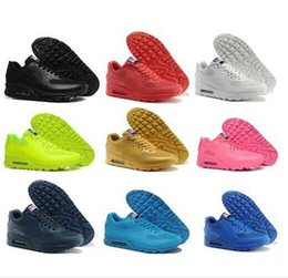 online shopping 2016 New Max women and men Air Running shoes USA Flag Women s Outdoor Running Shoes Damping Sports shoes sneakers Maximum Size EUR36