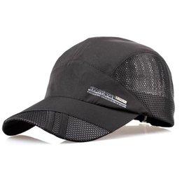 Wholesale Sugan spring summer hat adult men Korean outdoor big brimmed baseball cap factory direct custom
