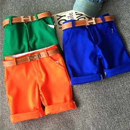 Wholesale Kids Shorts Children Clothes Kids Clothing Korean Summer Shorts Kids Pants Children Shorts Boy Children Casual Pants Boys Shorts C5805
