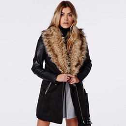 Cheap Womens Long Leather Coats Sale | Free Shipping Womens Long ...