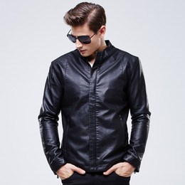 Discount Leather Bomber Jackets Men | 2017 Leather Bomber Jackets ...