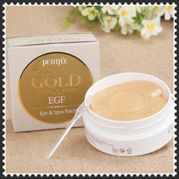 Wholesale collagen Gold gel jelly Eye Mask Anti aging Anti puffiness Dark circle Anti wrinkle moisture Eyes Care