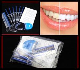 Wholesale 30Packs Whitening gel Teeth Whitening Tooth Bleaching Kit Teeth Whitening Home Kit Teeth Whitener MY319