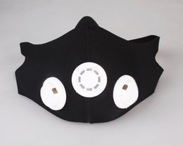 Wholesale Hot Boxing Sport Mask Outdoor Fitness Equipment with Retial Package DHL